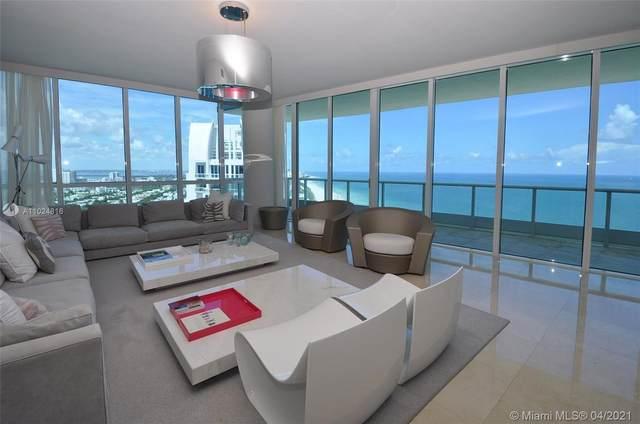 100 S Pointe Dr #3606, Miami Beach, FL 33139 (MLS #A11024816) :: Team Citron