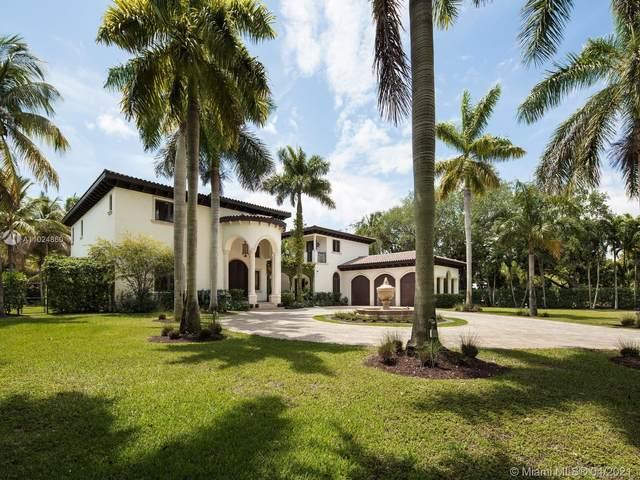 6706 SW 67th St, South Miami, FL 33143 (MLS #A11024860) :: Carlos + Ellen