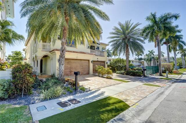 170 Isle Of Venice Dr #170, Fort Lauderdale, FL 33301 (MLS #A11024911) :: The Rose Harris Group