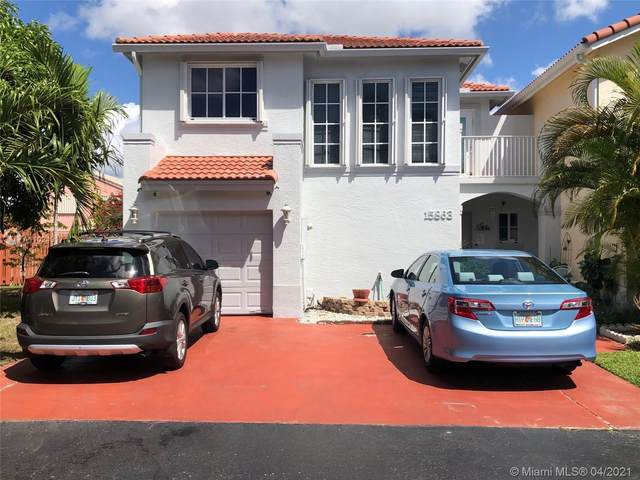 15863 SW 86th Ter, Miami, FL 33193 (MLS #A11024917) :: The Jack Coden Group