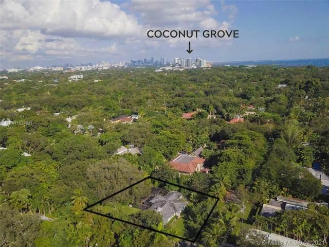 4055 Poinciana Ave, Miami, FL 33133 (MLS #A11024931) :: The Riley Smith Group