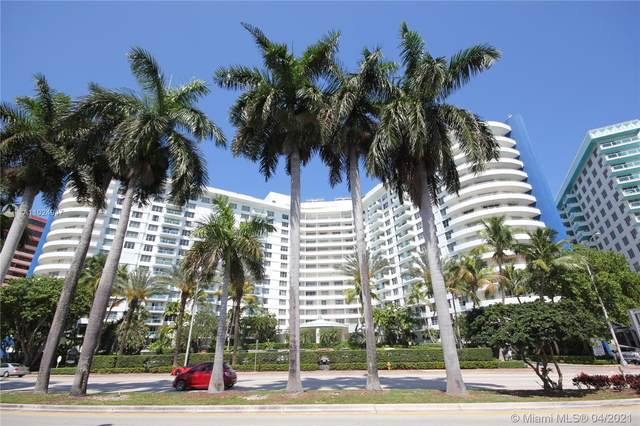 5161 Collins Ave #811, Miami Beach, FL 33140 (MLS #A11024947) :: Lucido Global