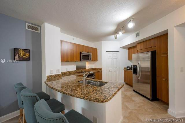 510 NW 84th Ave #434, Plantation, FL 33324 (MLS #A11024961) :: The Howland Group