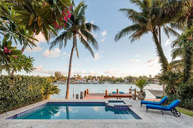 56 S Hibiscus Dr, Miami Beach, FL 33139 (MLS #A11024986) :: The Rose Harris Group