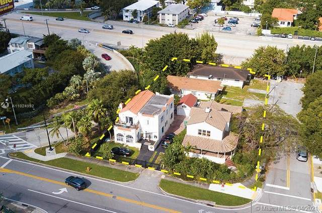 3630 NE 5th Ave, Miami, FL 33137 (#A11024992) :: Posh Properties
