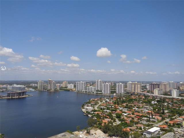 18201 Collins Ave #4501, Sunny Isles Beach, FL 33160 (MLS #A11025011) :: The Howland Group