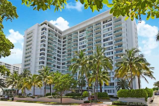 1000 West Av #828, Miami Beach, FL 33139 (MLS #A11025013) :: ONE | Sotheby's International Realty