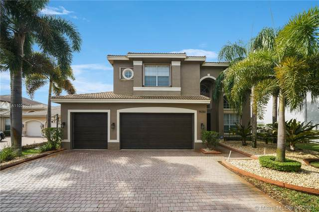 19250 SW 54th St, Miramar, FL 33029 (MLS #A11025094) :: Re/Max PowerPro Realty