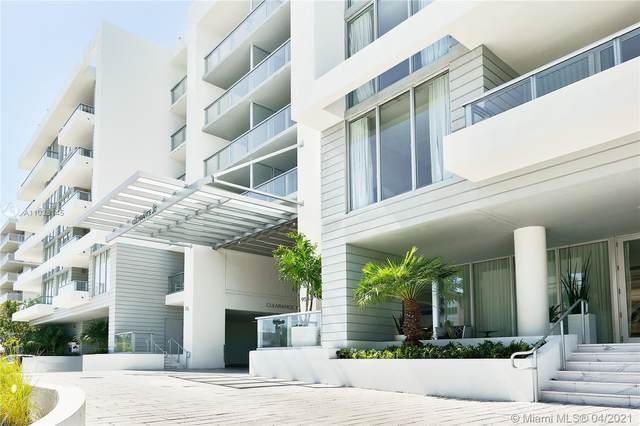 9540 W Bay Harbor Drive #208, Bay Harbor Islands, FL 33154 (MLS #A11025145) :: ONE | Sotheby's International Realty