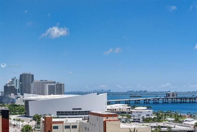 253 NE 2nd St #2002, Miami, FL 33132 (MLS #A11025148) :: Dalton Wade Real Estate Group