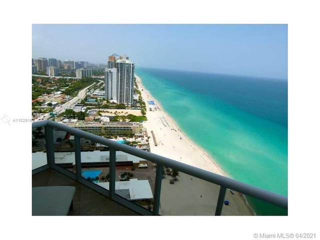 18201 Collins Ave #3609, Sunny Isles Beach, FL 33160 (MLS #A11025162) :: Natalia Pyrig Elite Team | Charles Rutenberg Realty