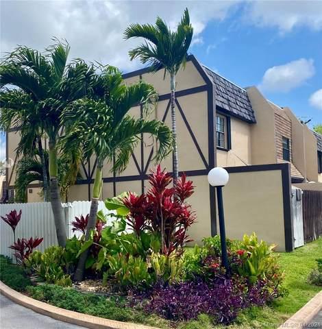 6667 Miller Dr #701, South Miami, FL 33155 (MLS #A11025187) :: Carole Smith Real Estate Team