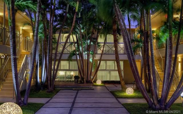 1816 Meridian Ave #13, Miami Beach, FL 33139 (MLS #A11025192) :: Carole Smith Real Estate Team