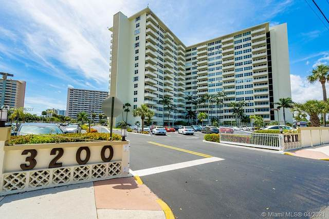 3200 NE 36th St #617, Fort Lauderdale, FL 33308 (MLS #A11025227) :: The Howland Group