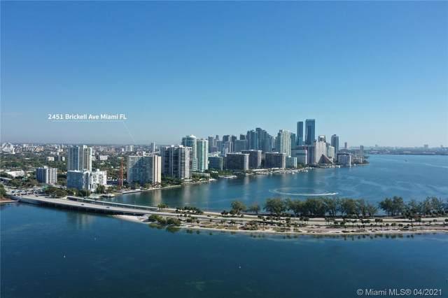 2451 Brickell Avenue 6M, Miami, FL 33129 (MLS #A11025228) :: Re/Max PowerPro Realty