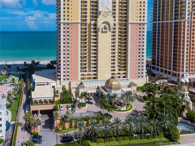 17875 Collins Ave #1705, Sunny Isles Beach, FL 33160 (MLS #A11025236) :: Natalia Pyrig Elite Team | Charles Rutenberg Realty