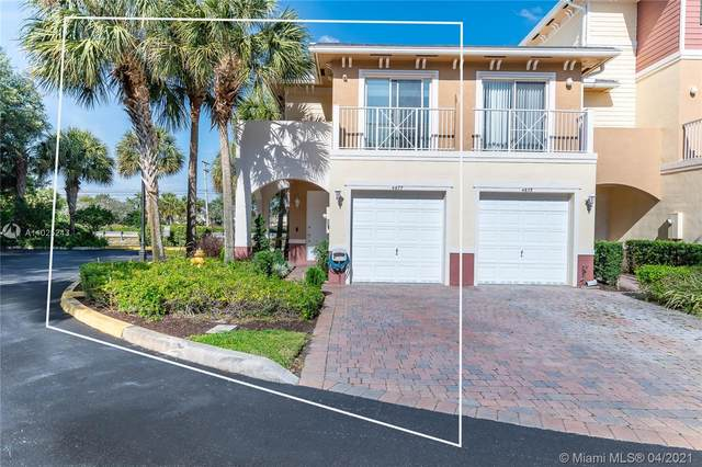 4677 SW 75th Way #4677, Davie, FL 33314 (MLS #A11025243) :: Equity Advisor Team