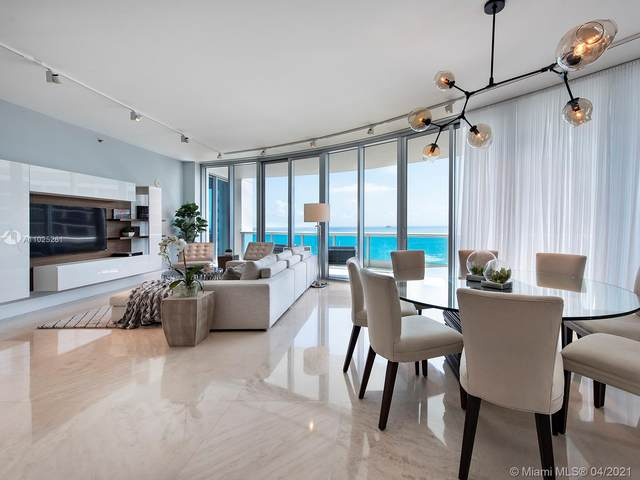5959 Collins Ave #1802, Miami Beach, FL 33140 (MLS #A11025261) :: Lucido Global