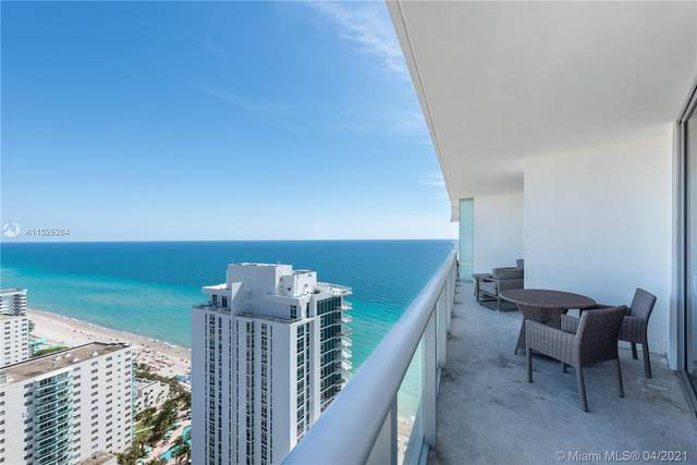 4111 S Ocean Dr #2604, Hollywood, FL 33019 (MLS #A11025264) :: Compass FL LLC