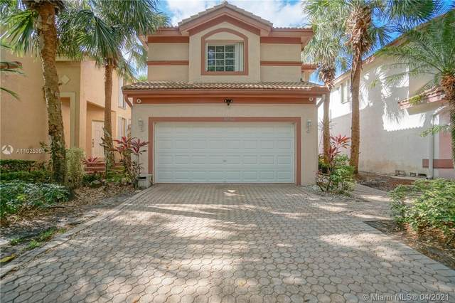 10700 NW 1st St, Plantation, FL 33324 (MLS #A11025304) :: Green Realty Properties
