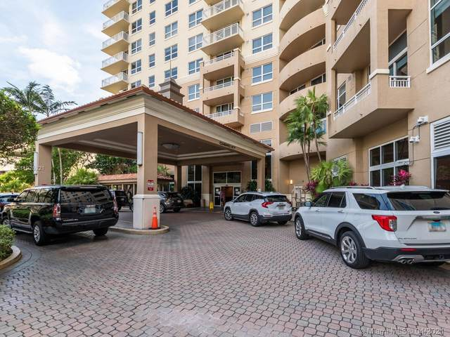 19501 W Country Club Dr #1110, Aventura, FL 33180 (MLS #A11025321) :: The Riley Smith Group