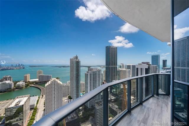 801 S Miami Ave #5005, Miami, FL 33130 (MLS #A11025394) :: The Teri Arbogast Team at Keller Williams Partners SW