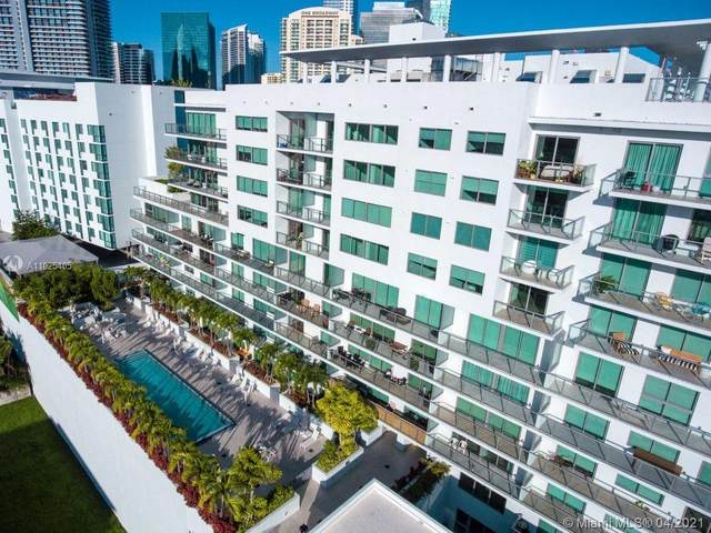 1600 SW 1st Ave #514, Miami, FL 33129 (MLS #A11025405) :: Dalton Wade Real Estate Group