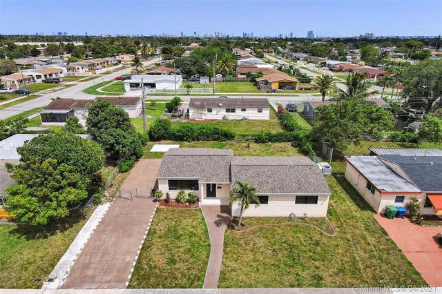 17731 NW 14th Ave, Miami Gardens, FL 33169 (MLS #A11025407) :: Lucido Global