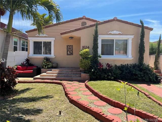 1624 Van Buren St, Hollywood, FL 33020 (MLS #A11025425) :: GK Realty Group LLC