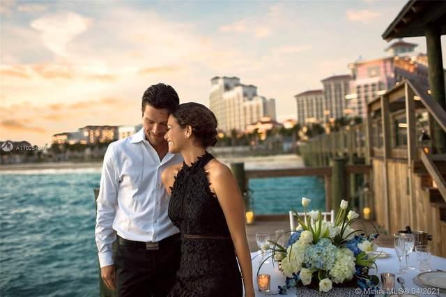 1 Baha Mar Blvd 817/818, Baha Mar, FL 33316 (MLS #A11025460) :: Castelli Real Estate Services