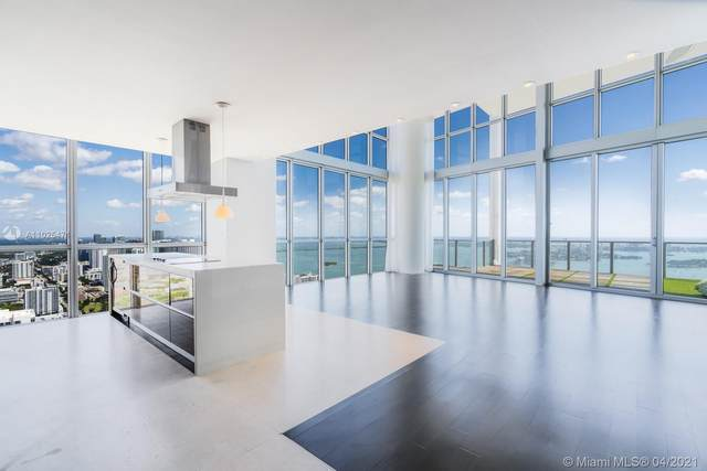 1100 Biscayne Blvd #5706, Miami, FL 33132 (MLS #A11025471) :: The Riley Smith Group
