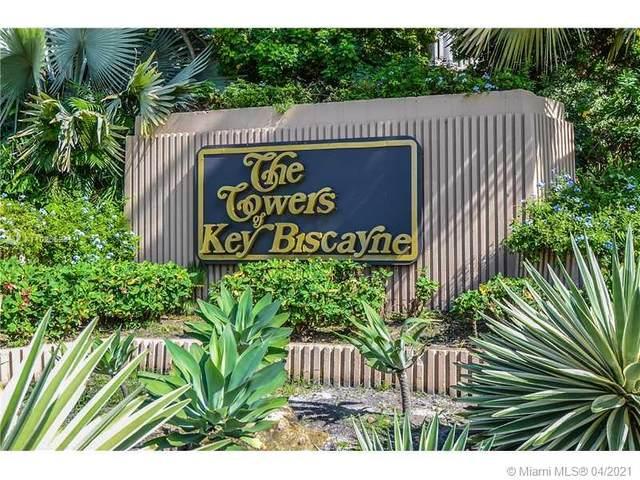 1121 Crandon Bl D608, Key Biscayne, FL 33149 (MLS #A11025525) :: Berkshire Hathaway HomeServices EWM Realty