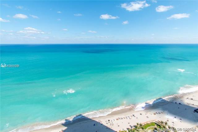 19111 Collins Ave #201, Sunny Isles Beach, FL 33160 (MLS #A11025537) :: The Riley Smith Group