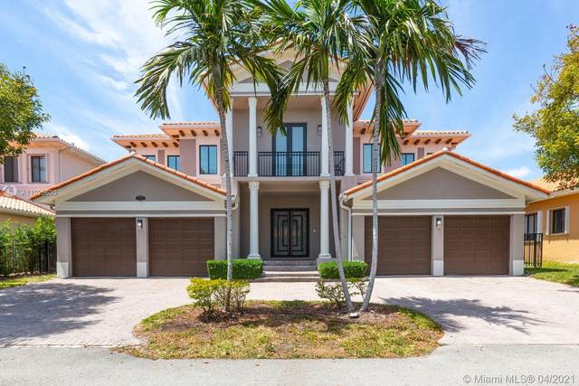 18754 SW 76th Ct, Cutler Bay, FL 33157 (MLS #A11025600) :: The Howland Group