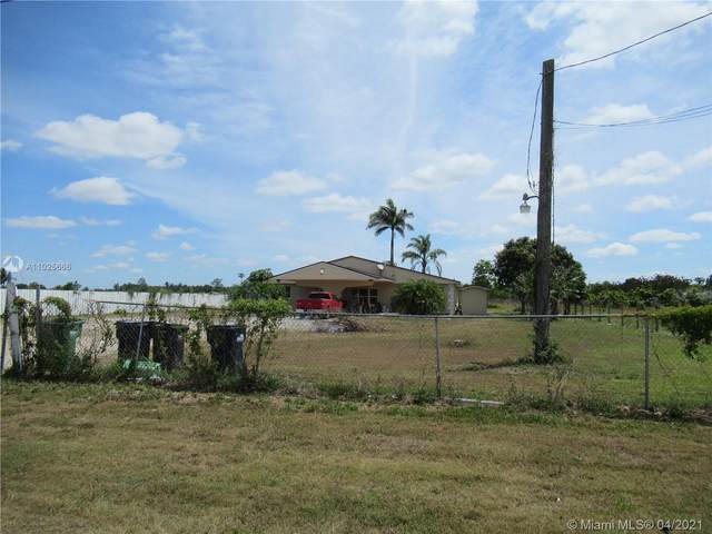 25425 SW 212th Ave, Homestead, FL 33031 (MLS #A11025666) :: The Riley Smith Group