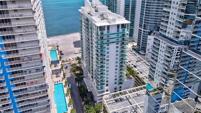 186 SE 12th Ter #2005, Miami, FL 33131 (MLS #A11025697) :: The Howland Group