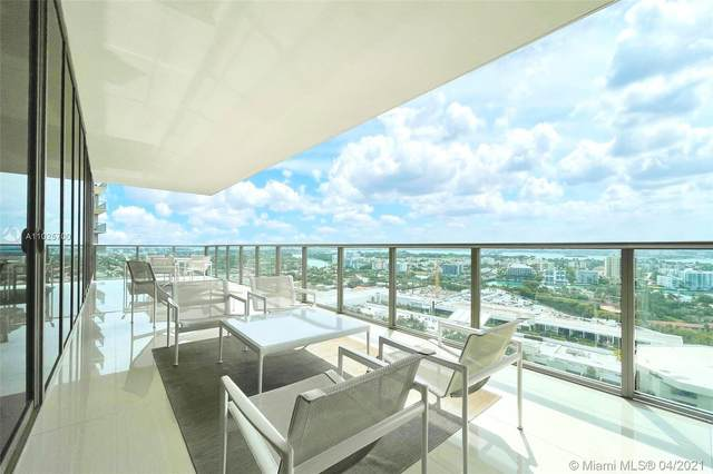 9705 Collins Ave 1905N, Bal Harbour, FL 33154 (MLS #A11025700) :: GK Realty Group LLC