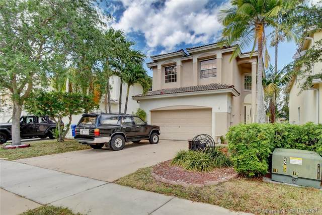 10261 NW 7th St, Coral Springs, FL 33071 (MLS #A11025713) :: Lucido Global