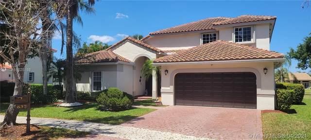 637 Lake Blvd, Weston, FL 33326 (MLS #A11025769) :: The Howland Group