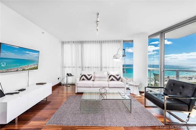 101 20th St #2104, Miami Beach, FL 33139 (MLS #A11025770) :: Dalton Wade Real Estate Group