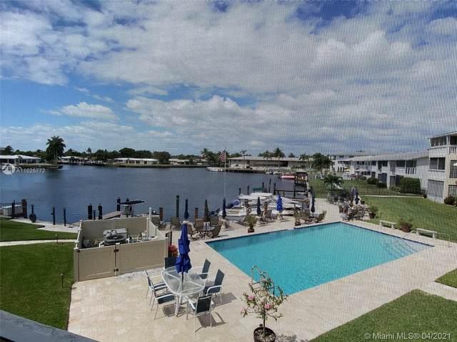 700 Pine Dr #208, Pompano Beach, FL 33060 (MLS #A11025772) :: Re/Max PowerPro Realty