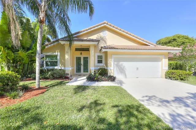61 SW 94th Ter, Plantation, FL 33324 (MLS #A11025779) :: The Rose Harris Group