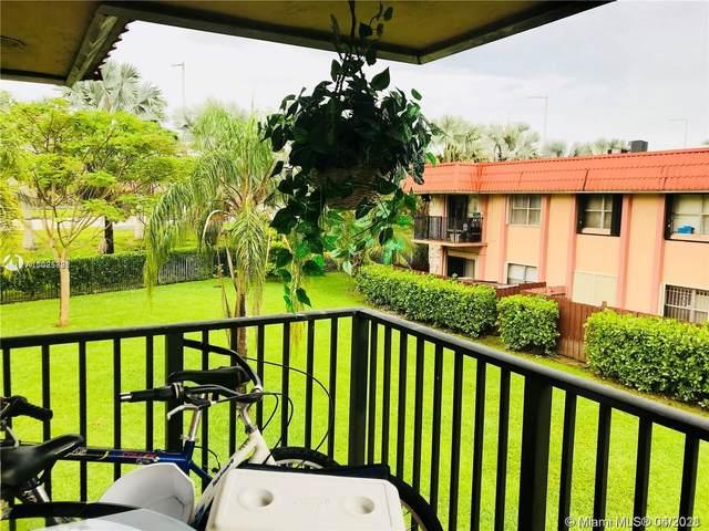 10411 SW 108th Ave #259, Miami, FL 33176 (MLS #A11025791) :: Carole Smith Real Estate Team