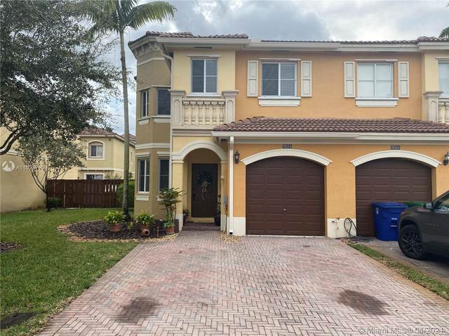 9054 SW 17th Ct, Miramar, FL 33025 (MLS #A11025795) :: The Teri Arbogast Team at Keller Williams Partners SW