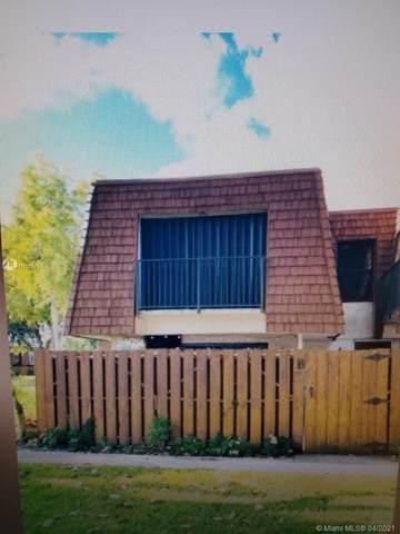 2161 Orange Grove Dr, Davie, FL 33324 (MLS #A11025813) :: Green Realty Properties