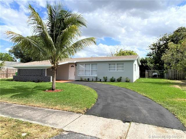 6230 NW 14th Pl, Sunrise, FL 33313 (#A11025830) :: Dalton Wade