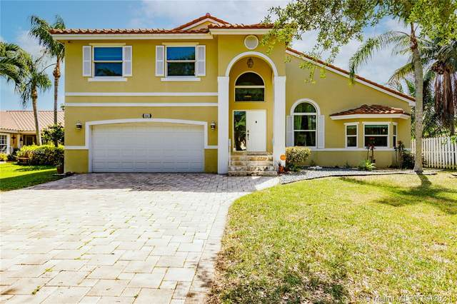 1941 SW 133rd Ter, Miramar, FL 33027 (MLS #A11025832) :: Re/Max PowerPro Realty