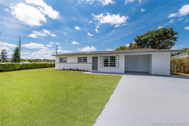 4160 SW 106th Ave, Miami, FL 33165 (MLS #A11025834) :: The Riley Smith Group