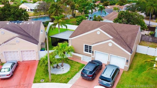 Pembroke Pines, FL 33025 :: Re/Max PowerPro Realty
