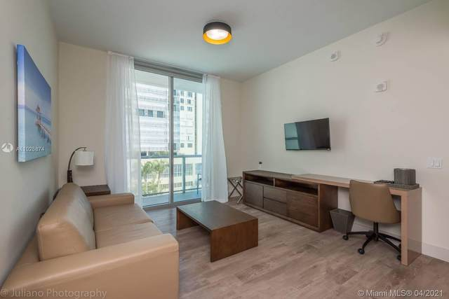 777 N Ocean Dr N402, Hollywood, FL 33019 (MLS #A11025874) :: The Howland Group